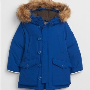 Gap toddler parka jacket